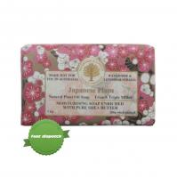 Wavetree and London Japanese Plum Natural Plant Oil Soap 200g