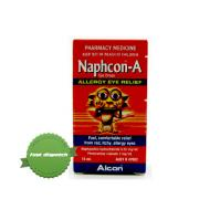 Naphcon A Eye Drops 15ml -