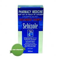 Buy Sebizole 2% Shampoo 100ml -