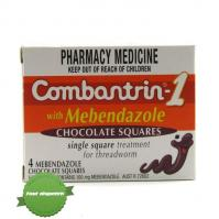 Buy Combantrin Chocolate Squares 24s -