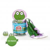 Buy Isabelle Laurier Compressed Flannel Frog - Speedy Dispatch