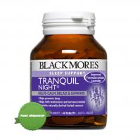Buy Blackmores Tranquil Night 60 Tablets - Speedy Dispatch
