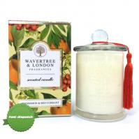 Buy w l nat products persimmon soy candle 3 - Ships Fast