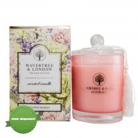 Buy w l natu frag scented soy candle flower - Speedy Dispatch