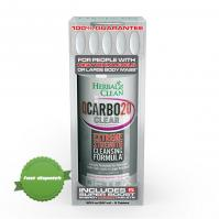 Buy Herbal Clean Qcarbo Extra Strenght Cleansing Formula