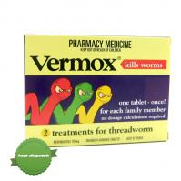 Buy vermox tablets 2s overnight courier anywhere in NZ