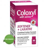 Buy Coloxyl and Senna 30 Tablets