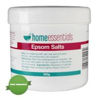 Buy Home Essentials Epsom Salts 500g -
