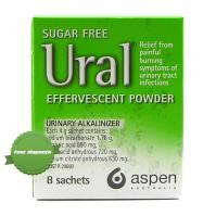 Ural Urinary Tract Infection Treatment -
