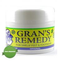 Grans Remedy Foot Powder 50g Original - - Great Price