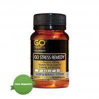 Buy gohealthy stress remedy 30vcaps - Speedy Dispatch
