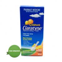 Claratyne Syrup 100ml with Loratadine 1mg -