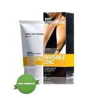Buy Invisible Zinc Face and Body 150gm -