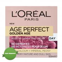 Buy LOreal Age Perfect Golden Age Rosy Redensifying Day Cream 50ml - Speedy Dispatch