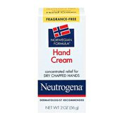 Buy neutrogena fragrance free hand cream 56g -