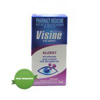 Buy Visine Allergy Eye Drops 15ml -