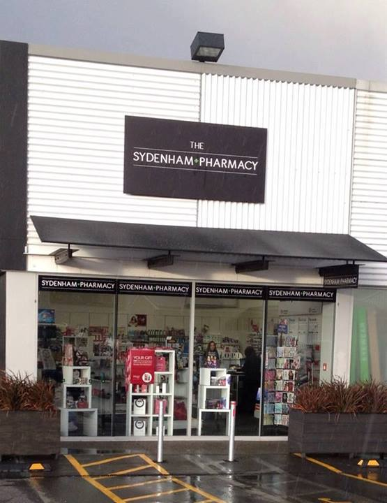 Sydenham Pharmacy Store in Christchurch